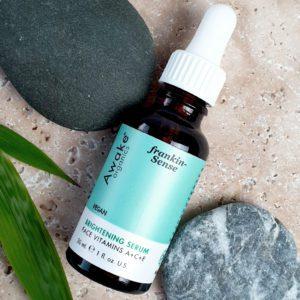 Frankincense Brightening Serum Plastic Free Awake Organics