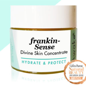 Frankincense Organic Moisturiser | Hydrating Face Cream | Main Image