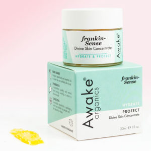 Frankincense Organic Moisturiser | Hydrating Face Cream | Plastic Free Packaging | Awake Organics | Image