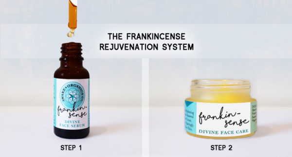 Frankincense face serum, frankincense face oil. Frankin-Sense Rejuvenating Organic Face Serum. Anti-ageing, for younger looking Skin. Pure and natural. Made with Frankincense, Hemp, Seabuckthorn, Rosehip, Camellia Tea, Carrot Seed. Consciously Made in England.