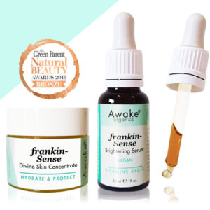 Frankin-Sense Divine Concentrate | Brightening Vitamin C Serum | Main Image