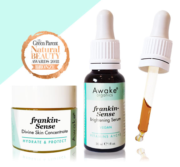 Frankin-Sense Divine Concentrate | Brightening Vitamin C Serum | Main Image