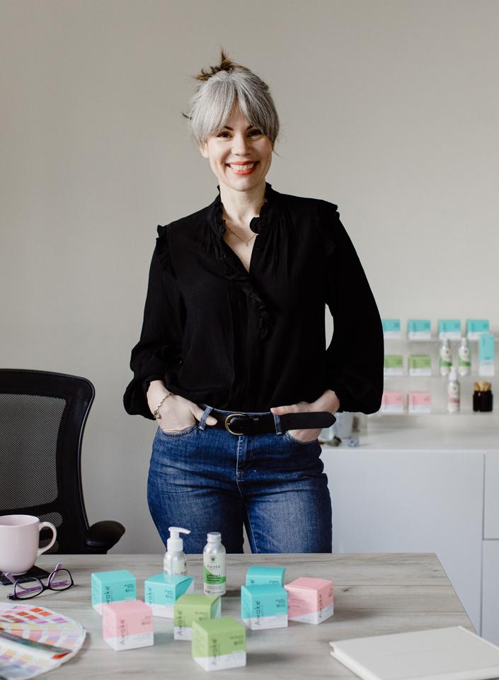 Melissa Kimbell About Awake Organics