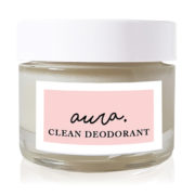 Award-Winning, Organic Aura Clean Deodorant. Natural Deodorant That Works. Organic. By Awake Organics.