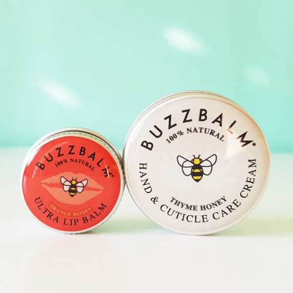BuzzBalm Orange Honey Lip Balm, and Thyme Honey Hand + Cuticle Cream. Shop 100% Natural Organic Cosmetics by Awake Organics. Made in England. The Best British Face Serum. Organic, Pure Ingredients, Vegan. Sea Buckthorn, Rosehip, Carrot Seed, Rose Geranium, Waterless Skin Care, anti-aging, anti-wrinkle, glowing skin, healthy skin, beautiful skin, younger looking skin. Christmas Gift Ideas. Gifts For Her. Gift Ideas.