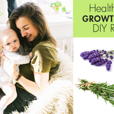 DIY Natural Hair Growth Tonic
