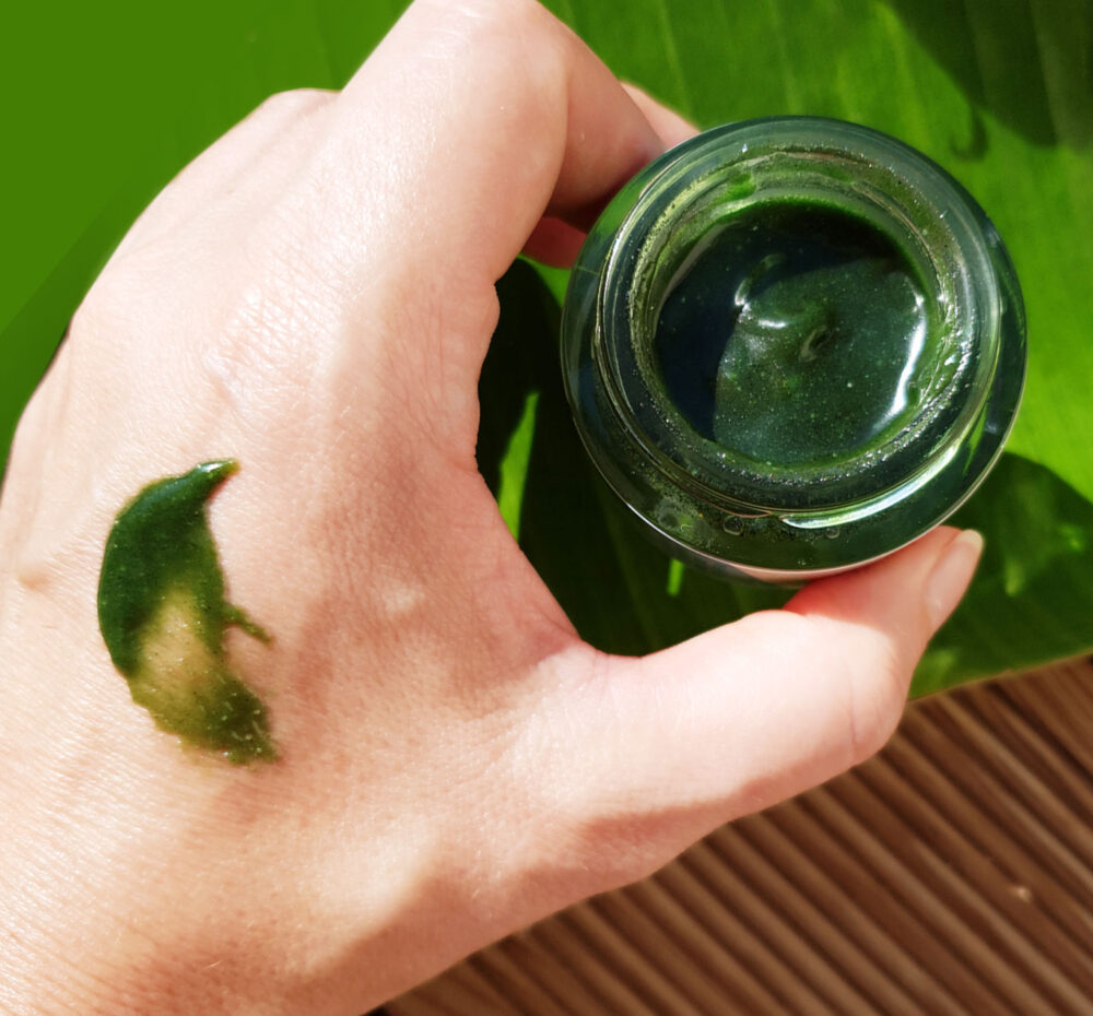 Awake Organics | Organic Cleanser | Sea Quartz | No SLS | Quartz Crystal Gemstone Cleanser | Made in England