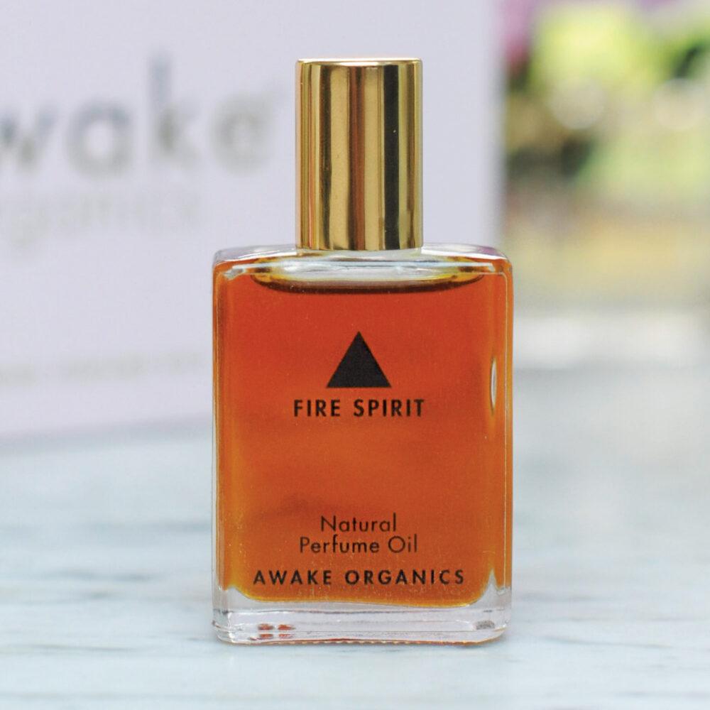 Natural Perfume Oils | Vegan | Fragrance Layers | Fire Spirit | Awake Organics