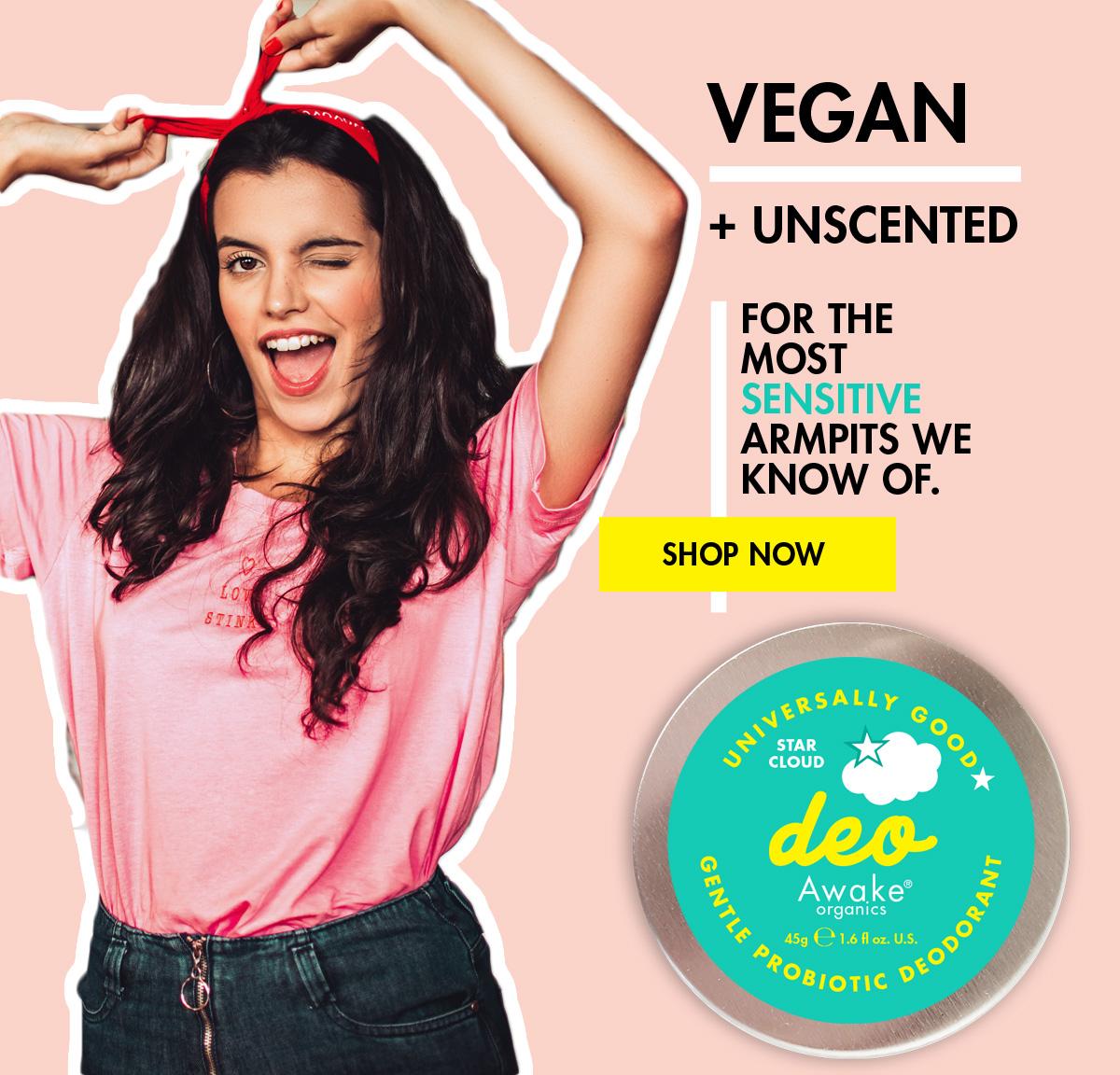 Plastic free Natural Deodorant for sensitive skin | Aluminium free deodorant | zero waste UK | Star Cloud | Vegan | Product Image 2