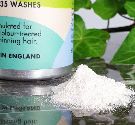 Plastic Free Shampoo Powder