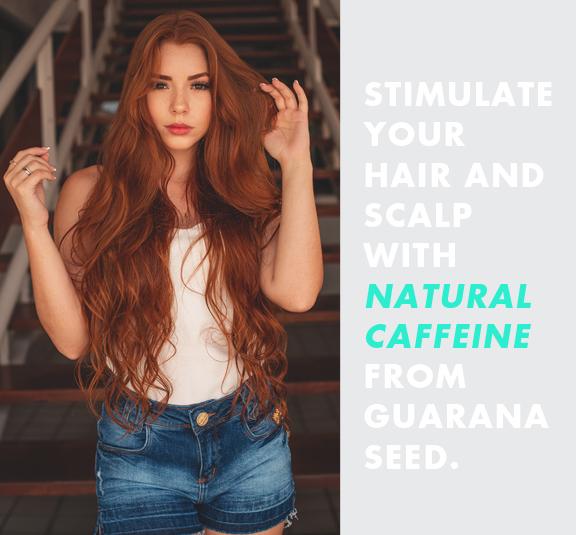 Plastic-free-shampoo-water-activated-awake-organics-caffeine Hair Growth Shampoo