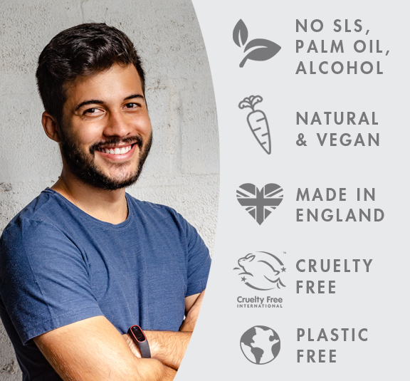Plastic-free-shampoo-water-activated-awake-organics-vegan-and-natural Hair Growth Shampoo