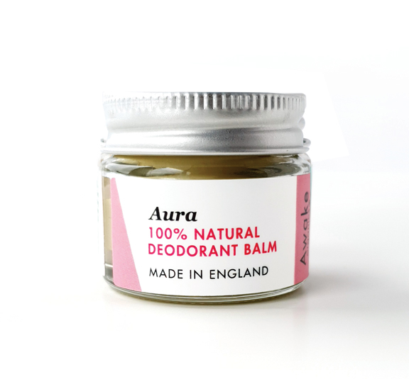 Aura Natural Deodorant Deluxe MINI 15g | Travel and Sample Size | Main