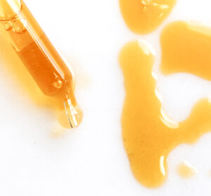 Rosemary & Tea Tree Oil | Face Serum | MINI 15g | Maskne | acne | oily skin | Awake Organics | Texture