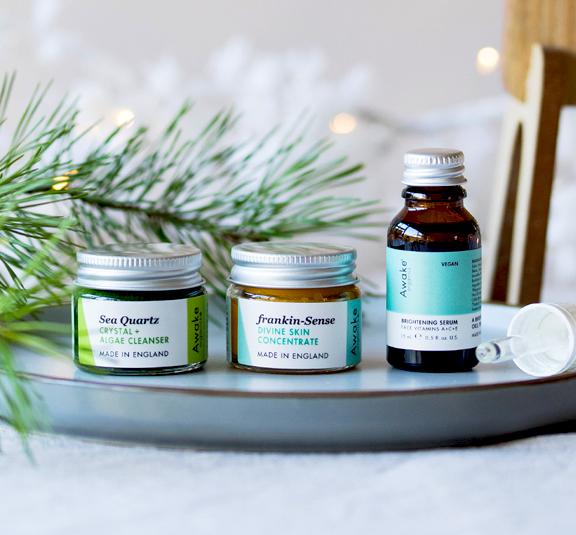 3 step system mini christmas gift idea plastic free by awake organics main.