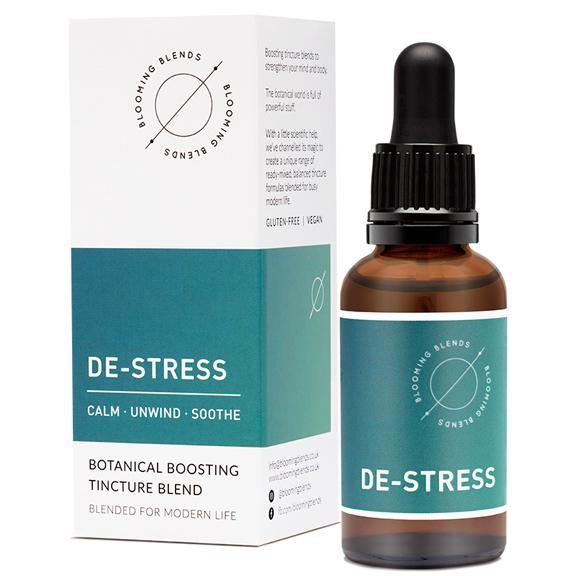 De-Stress Herbal Remedy Main