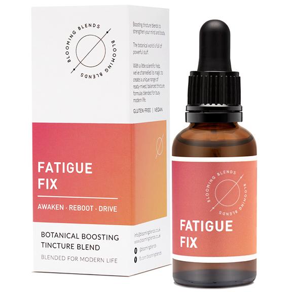 Fatigue Fix Herbal Remedy Tincture Main