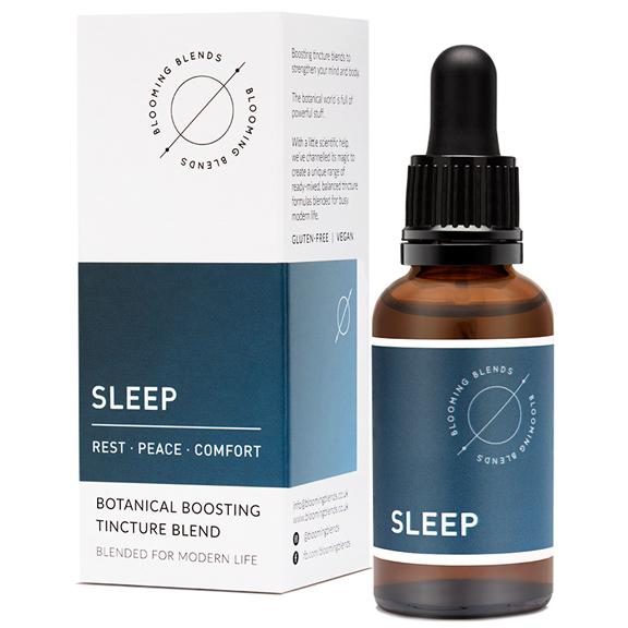 Sleep - Herbal Remedy Main